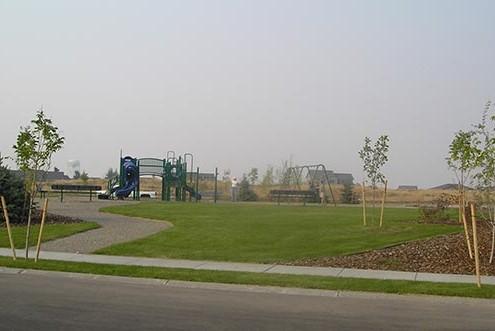 Park & Playground Installation